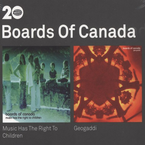 Boards Of Canada - Music Has The Right… / Geogaddi