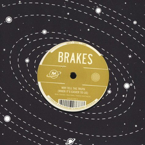 Brakes - Why Tell the Truth