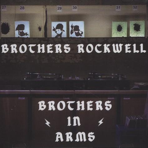 Brothers Rockwell - Brothers In Arms