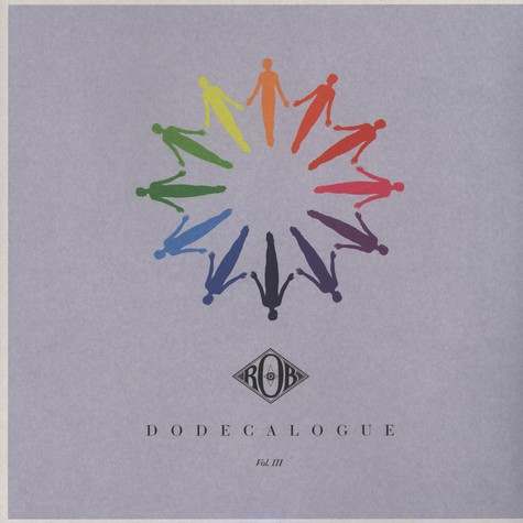 Rob - Dodecalogue Volume 3