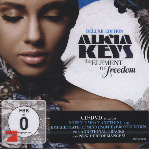 Alicia Keys - The Element Of Freedom Deluxe Edition