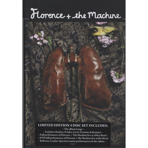 Florence & The Machine - Lungs - Special Box Set