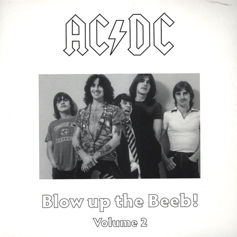 AC/DC - Blow Up The Beeb Volume 2