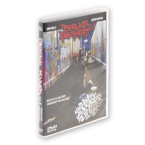 CMD Crew - Criminal Minded DVD Volume 2