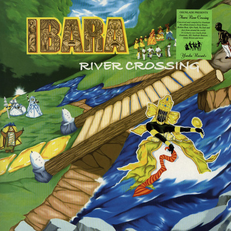 Ibara - River crossing