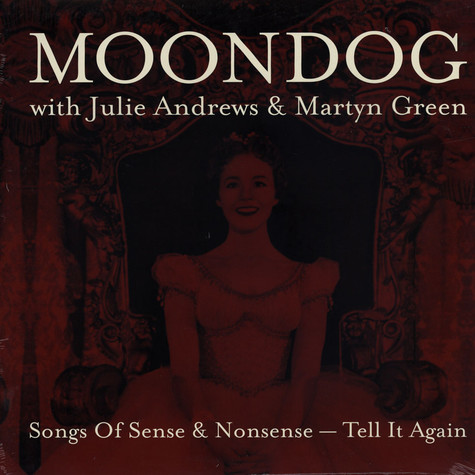 Moondog - Songs Of Sense And Nonsens