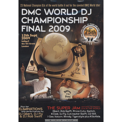 DMC World DJ Championships - Final 2009