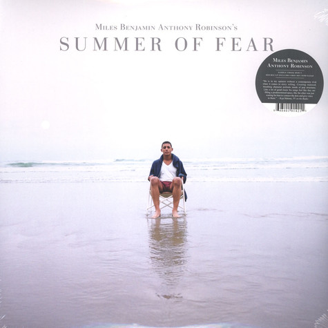 Miles Benjamin Anthony Robinson - Summer Of Fear
