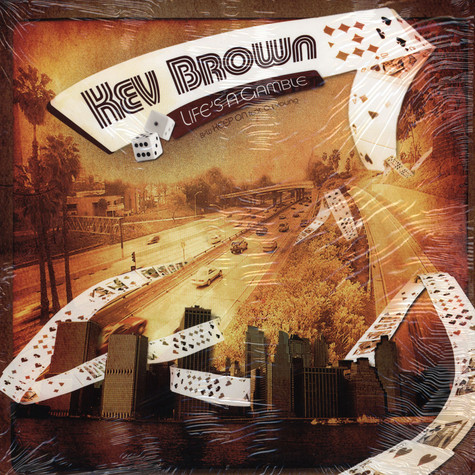 Kev Brown - Life's a gamble