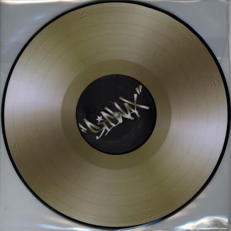 Sicwax - Gold Record Picture Disc Control Record
