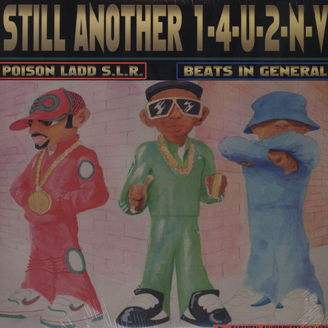 Poison Ladd S.L.R. & Beats In General - Another 1-4-U-2-N-V