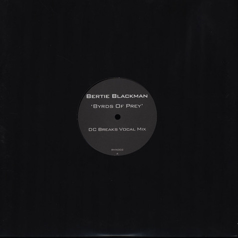 Bertie Blackman - Byrds Of Prey DC Breaks Remix