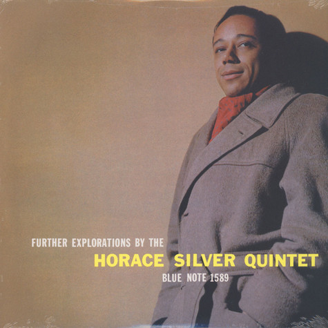 Horace Silver Quintet, The - Further Explorations