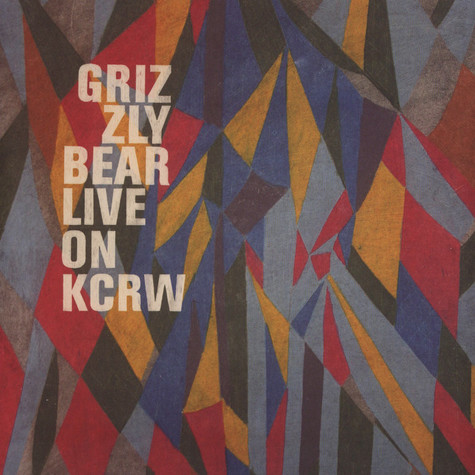 Grizzly Bear - Live On KCRW: While You Wait For The Others