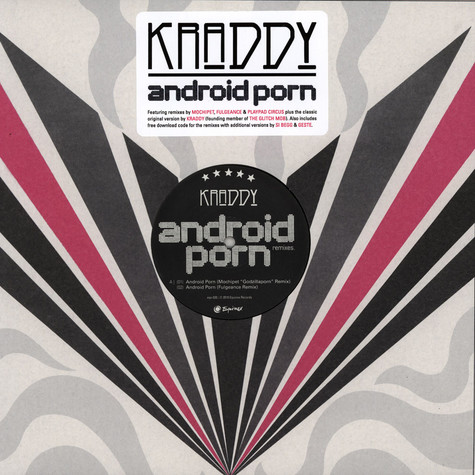 Kraddy - Android Porn Remixes