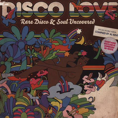 Disco Love - Volume 1: Rare Disco & Soul Uncovered