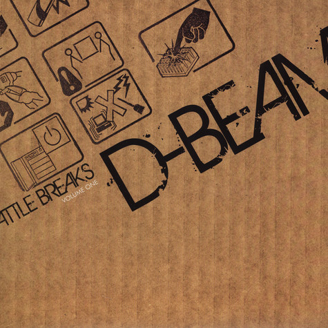 D-Beam - Battle Breaks Volume One