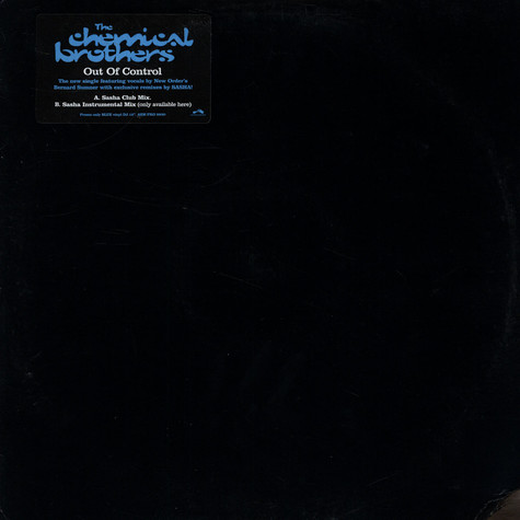 Chemical Brothers - Out Of Control