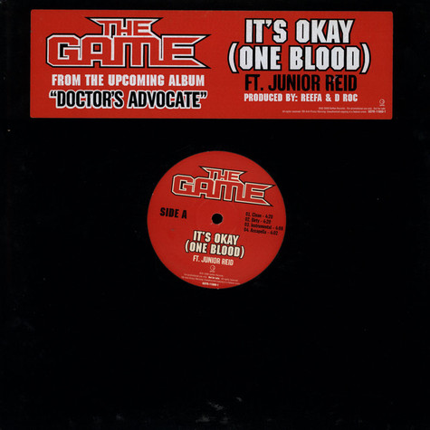 Game, The - It's okay (one blood) feat. Junior Reid