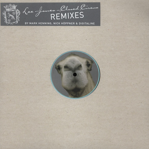 Lee Jones - Closed Circus Remixes