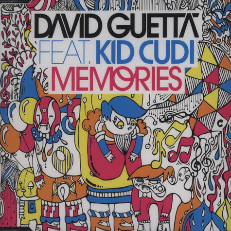 David Guetta - Memories feat. Kid Cudi