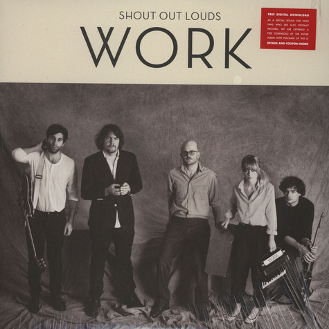 Shout Out Louds - Work