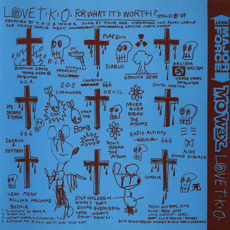 Love T.K.O. - For What It's Worth
