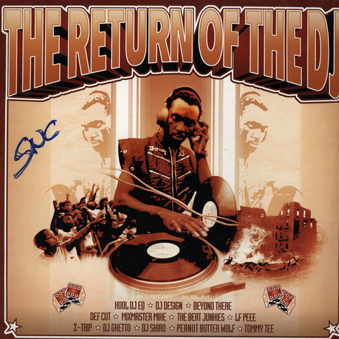 V.A. - The Return Of The DJ - Allstar Album