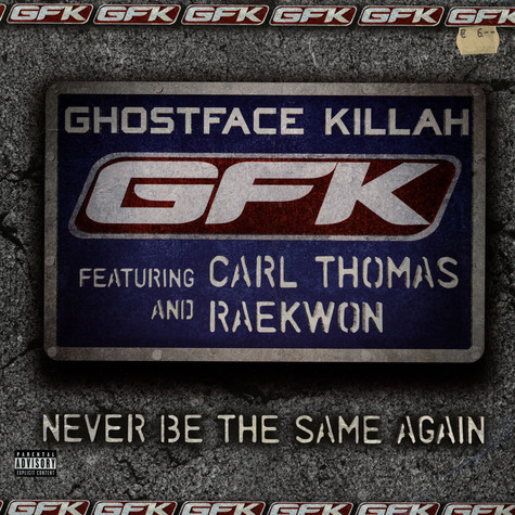 Ghostface Killah - Never be the same again feat. Carl Thomas and Raekwon