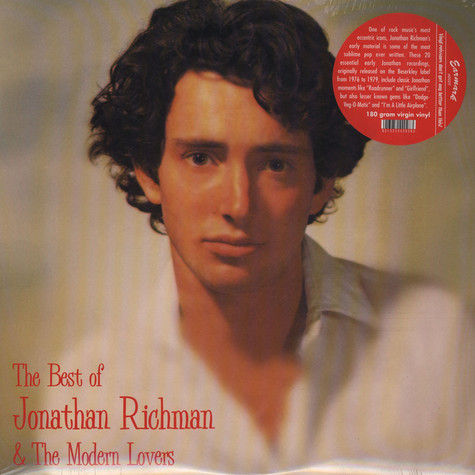 Jonathan Richman & The Modern Lovers - The Best of Jonathan Richman & The Modern Lovers
