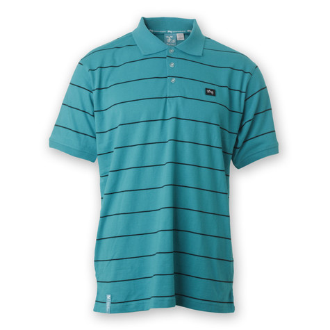 LRG - Grass Roots Striped Polo Shirt