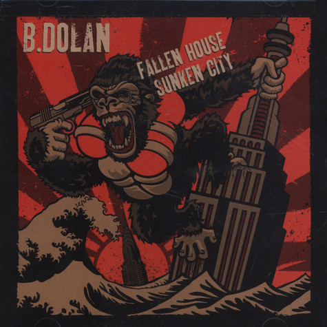 B.Dolan - Fallen House, Sunken City