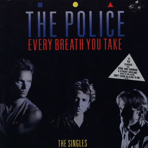 Police, The - Every breath you take- The Singles