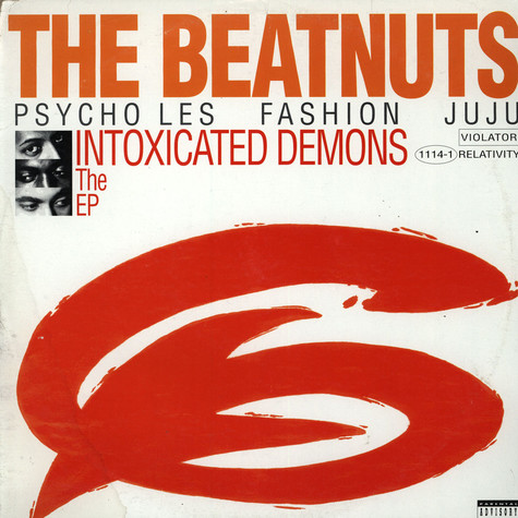 Beatnuts - Intoxicated demons EP