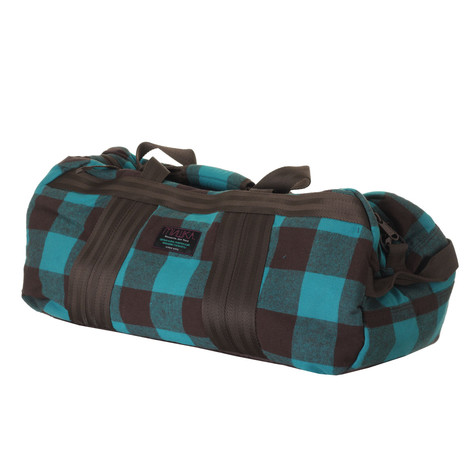 Mishka - Cody Plaid Flannel Duffle Bag