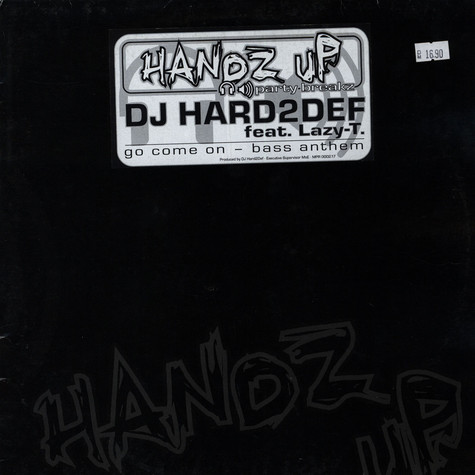 DJ Hard2def - Go Come On feat. Lazy T