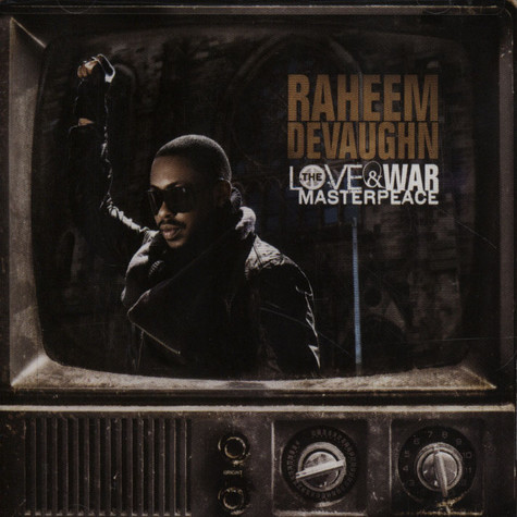 Raheem Devaughn - Love And War Masterpeace