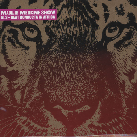 Madlib - Medicine Show Volume 3 - Beat Kunducta In Africa Deluxe Edition