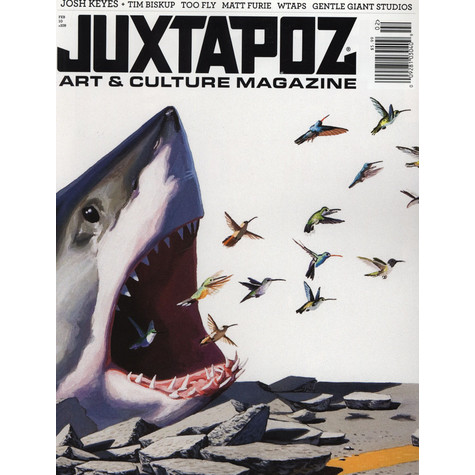 Juxtapoz Magazine - 2010 - 02 - February