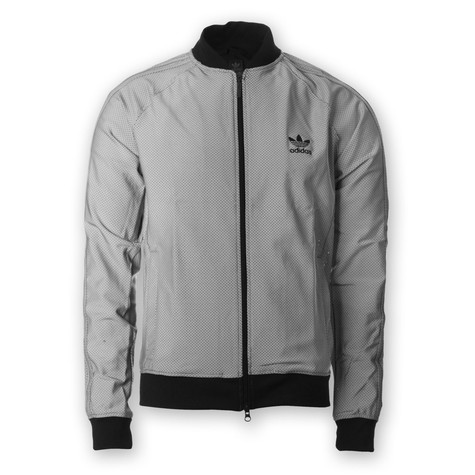 adidas - Perforated Reflector SS Track Jacket