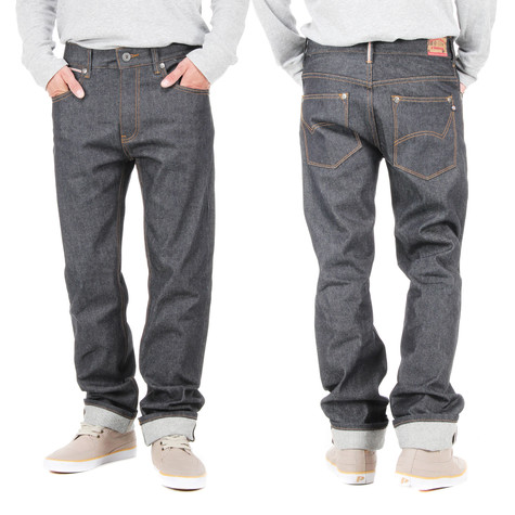 Dickies - Steel Selvedge Jeans