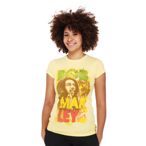 Bob Marley - Sun Is Shining Women T-Shirt