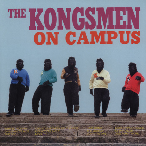 Kongsmen, The - On Campus