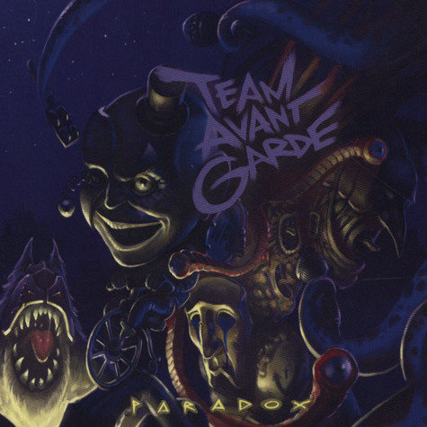 Team Avantgarde - Paradox