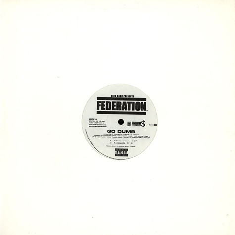 Federation - Go dumb