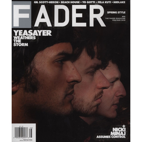 Fader Mag - 2010 - February / March - Issue 66