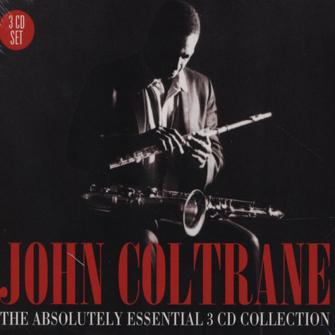 John Coltrane - The Absolutely Essential Collection