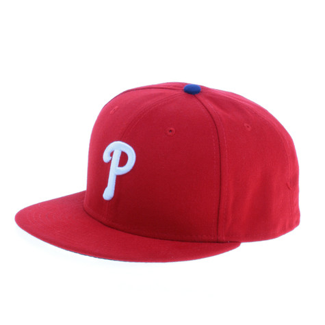 New Era - Philadelphia Phillies Authentic 5950 Performance Cap