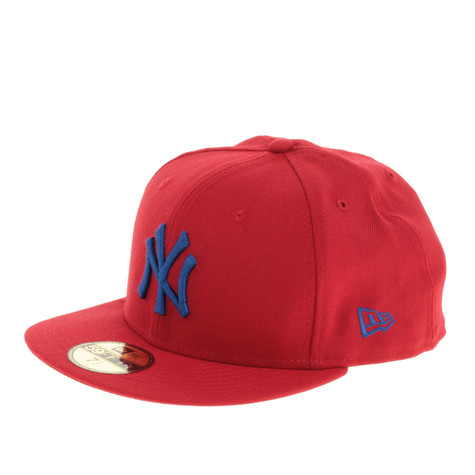 New Era - New York Yankees Cont Logo Seasonal Cap