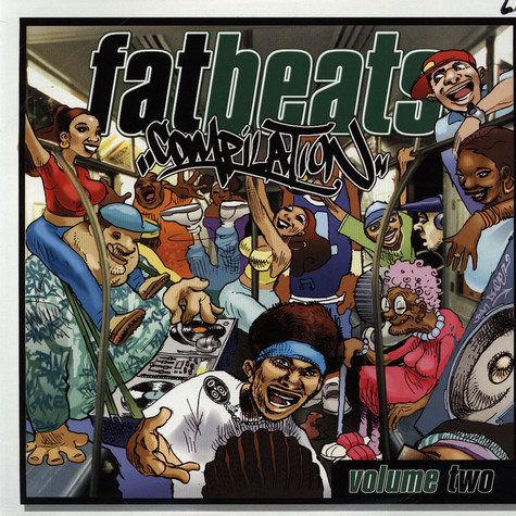 V.A. - Fat Beats Compilation Volume Two